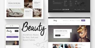 spa salon templates from themeforest