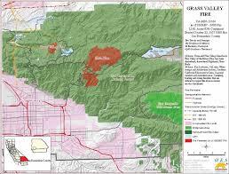 Fires In California Map 1 Deja Vu