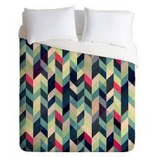 gabi arise woven duvet cover deny designs target