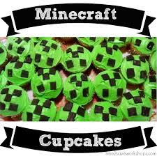 minecraft cupcake ideas easy minecraft cake creeper cupcakes kasey trenum