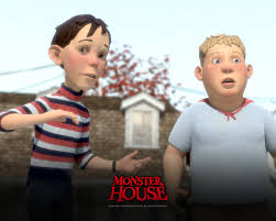 Monster House Halloween by Saturday Serial Monster House Halloween Horror For Kids