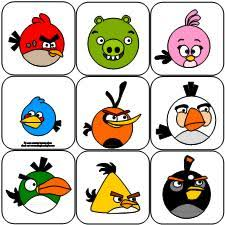 making learning fun angry birds printables