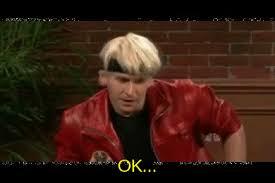 Hair Flip Meme - snl bradley cooper gif by kezahn find download on gifer