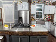Hgtv Kitchen Makeover - desperate kitchen transformed pub style kitchen hgtv kitchens