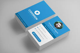 material design business cards business card templates