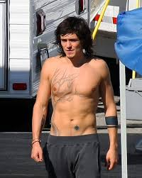 up and personal orlando bloom and tatting