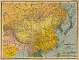 Historical Maps Maps Of China