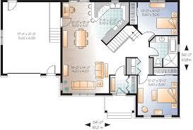 bungalow garage plans cozy bungalow with attached garage 21947dr architectural