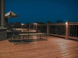 innovative deck lighting invisibleinkradio home decor