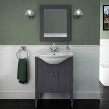 Wall Mounted Bathroom Storage Units Bathroom Cabinets Lusso Stone Encore Double Designer Wall