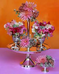 Arranging Flowers by Summer Flower Arrangements Martha Stewart