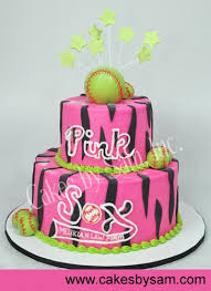 131 best cakes images on pinterest softball birthday cakes