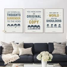 beatles home decor online get cheap beatles poster framed aliexpress com alibaba group