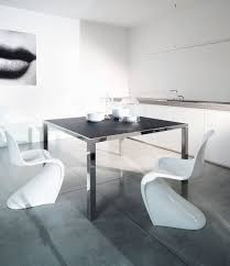 Black Glass Boardroom Table Contemporary Boardroom Table Glass Stainless Steel