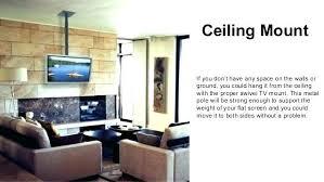 under cabinet mount tv for kitchen ceiling mount for tv it kitchen under cabinet bracket ideas inch
