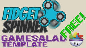 how to make doodle jump in gamesalad fidget spinner free gamesalad template