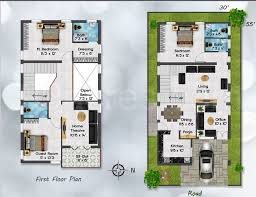 villa floor plan srj constructions srj lakshmi elite villas floor plan srj