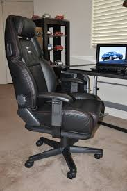 Red Leather Office Chair Sold Thank You Nissan 300zx Custom Leather Office Chair Black