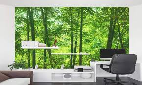 100 forest wall mural wallpaper online buy wholesale forest forest wall mural wallpaper green office walls bamboo forest wall mural bamboo wallpaper