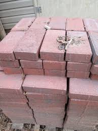 Garden Patio Bricks At Lowes A Husband And Wife Buy 200 Cheap Paving Stones At Lowe U0027s U2014look At