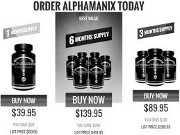 alphamanix review supplement available in free trial for sale