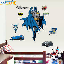 aliexpress com buy popular super hero wall decals gift