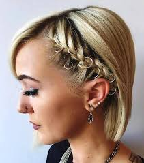 formal short hair ideas for over 50 50 hottest prom hairstyles for short hair bobs short hair and