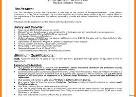 firefighter resume templates firefighter emt resume template dadaji us