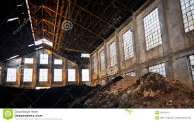 Warehouse Interior by Abandoned Warehouse Interior Royalty Free Stock Images Image
