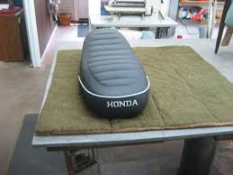 Motorcycle Seats Upholstery Special Customization And Upholstery For A Motorcycle Seat
