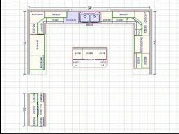 kitchen cabinet drawing planning a kitchen layout with new cabinets diy with regard to
