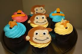 curious george cupcakes curious george cakes decoration ideas birthday cakes