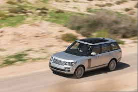 range rover silver 2013 range rover in silver u2013 on the road