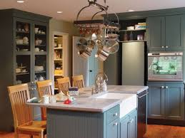 Painted Kitchens Cabinets Painting Laminate Kitchen Cabinets Antiquing Painted Cabinets
