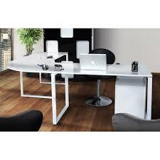 bureau d angle design blanc bureau d angle design blanc le rêve chez vous