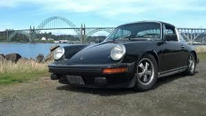 lowered porsche 911 porsche 911s targa a german driving legend cold start and drive