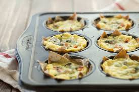 Quiche Blind Bake Or Not Mini Wonton Quiche The Recipe Rebel