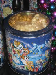 disney popcorn tin disney every day