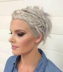 coiffure femme pour mariage 30 modèles de coiffure mariage pour cheveux courts coiffure