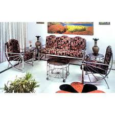 Stainless Steel Sofa Set SS Sofa Set Manufacturers  Suppliers - Steel sofa designs