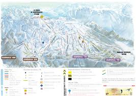 Ski Resorts In Colorado Map by Chamrousse Piste Map U2013 Free Downloadable Piste Maps