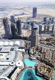 burj khalifa inside dubai s burj khalifa boasts the highest restaurant in the world ny