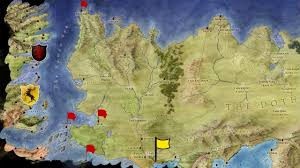 Map Of Westeros World by Aegon U0027s Conquest Of Westeros Story Of Battles Yieldings And