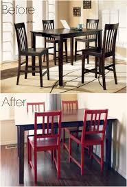 How Tall Is A Dining Room Table by How To Easily Shorten A Counter Or Bar Height Table To Regular
