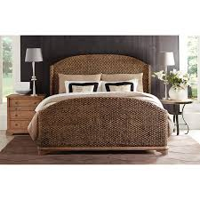 riverside 14280 14281 14286 sherborne california king bed with riverside 14280 14281 14286 sherborne california king bed with woven headboard and footboard