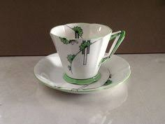 vale pastel green genuine bone china made in longton england