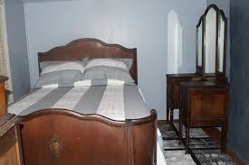 Antique Sleigh Bed Our 1940 Farmhouse Upstairs Guest Bedroom Makeover Summers Acres