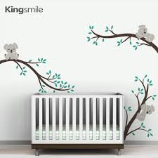 online buy wholesale smoking posters from china smoking posters cute 3 koalas tree branches nursery wall art decals removable diy vinyl wall stickers poster for