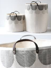 white laundry hampers these 10 laundry hampers will look at home in any room contemporist