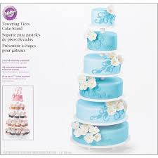 cake tiers towering tiers cake stand 6907233 hsn